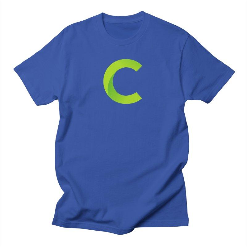 Classkick C Men's Regular T-Shirt by Classkick's Artist Shop