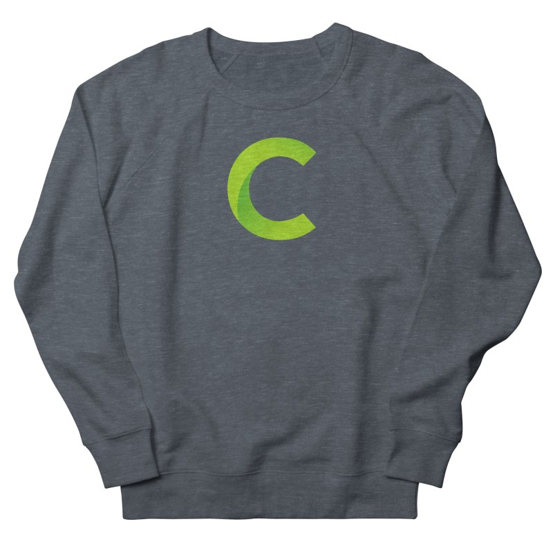 Classkick C Women's French Terry Sweatshirt by Classkick's Artist Shop