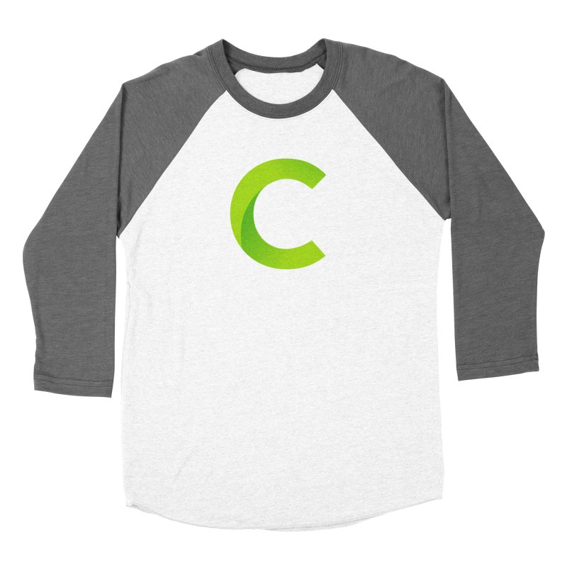 Classkick C Women's Baseball Triblend Longsleeve T-Shirt by Classkick's Artist Shop