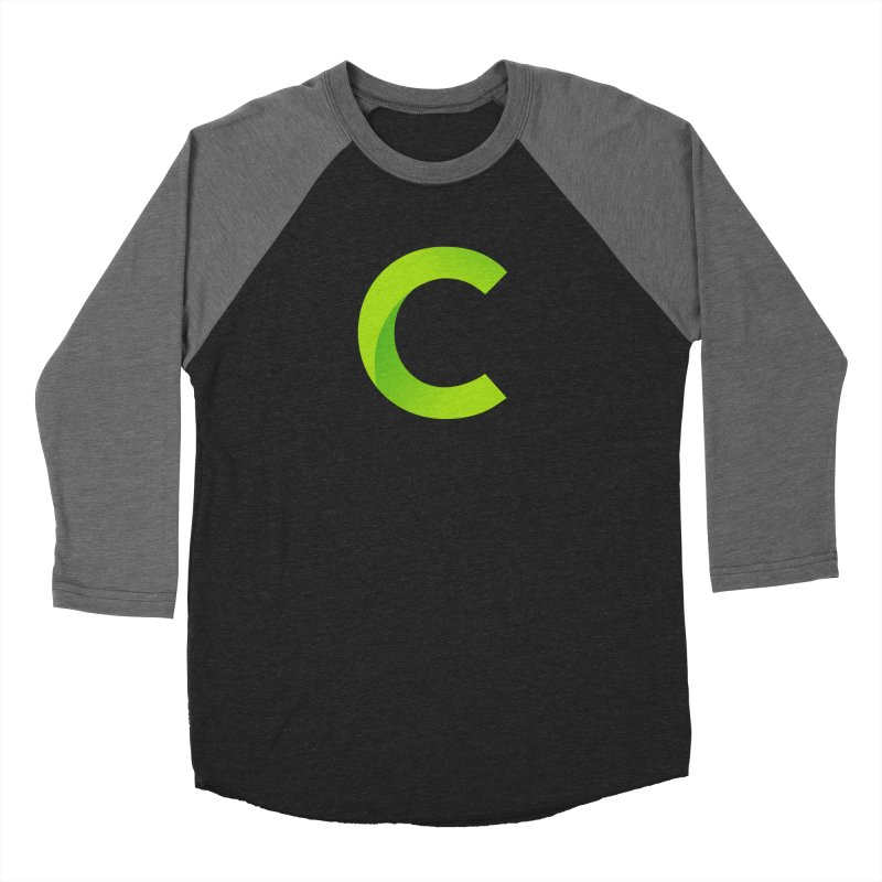 Classkick C Men's Baseball Triblend T-Shirt by Classkick's Artist Shop