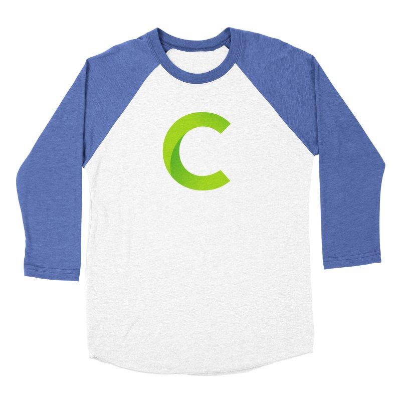 Classkick C Men's Baseball Triblend T-Shirt by Classkick's Artist Shop