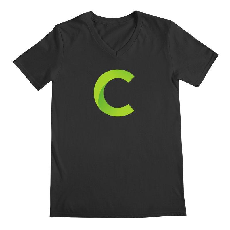 Classkick C Men's V-Neck by Classkick's Artist Shop