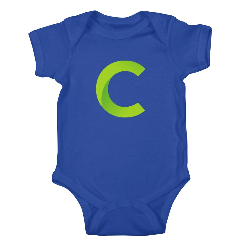 Classkick C Kids Baby Bodysuit by Classkick's Artist Shop