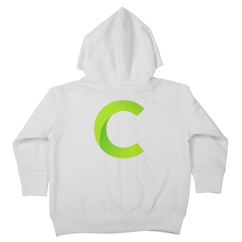 Classkick C Kids Toddler Zip-Up Hoody by Classkick's Artist Shop