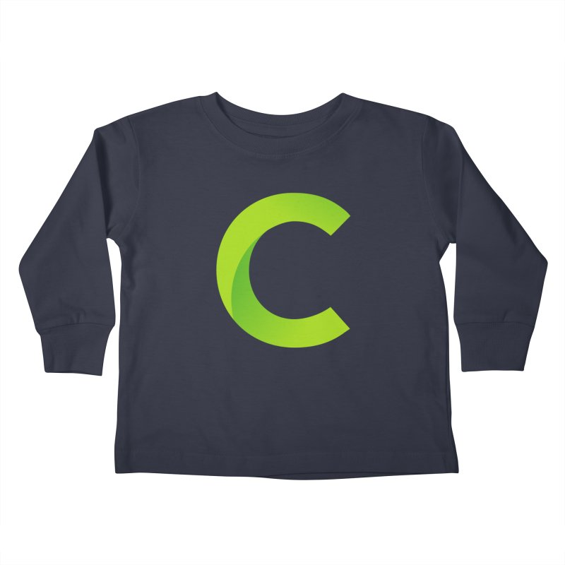 Classkick C Kids Toddler Longsleeve T-Shirt by Classkick's Artist Shop
