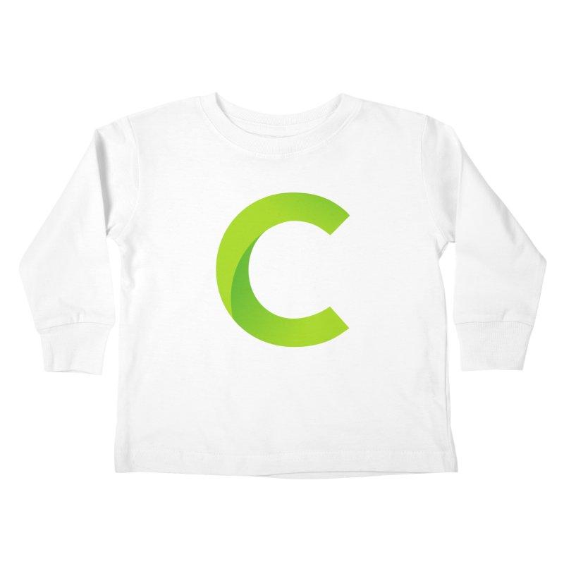 Classkick C Kids Toddler Longsleeve T-Shirt by Classkick's Artist Shop