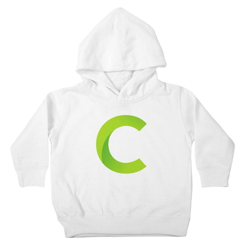 Classkick C Kids Toddler Pullover Hoody by Classkick's Artist Shop