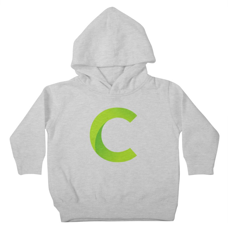 Classkick C Kids Toddler Pullover Hoody by Classkick's Artist Shop