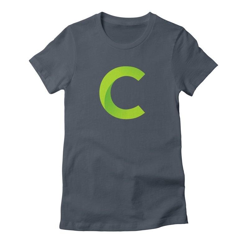 Classkick C Women's T-Shirt by Classkick's Artist Shop