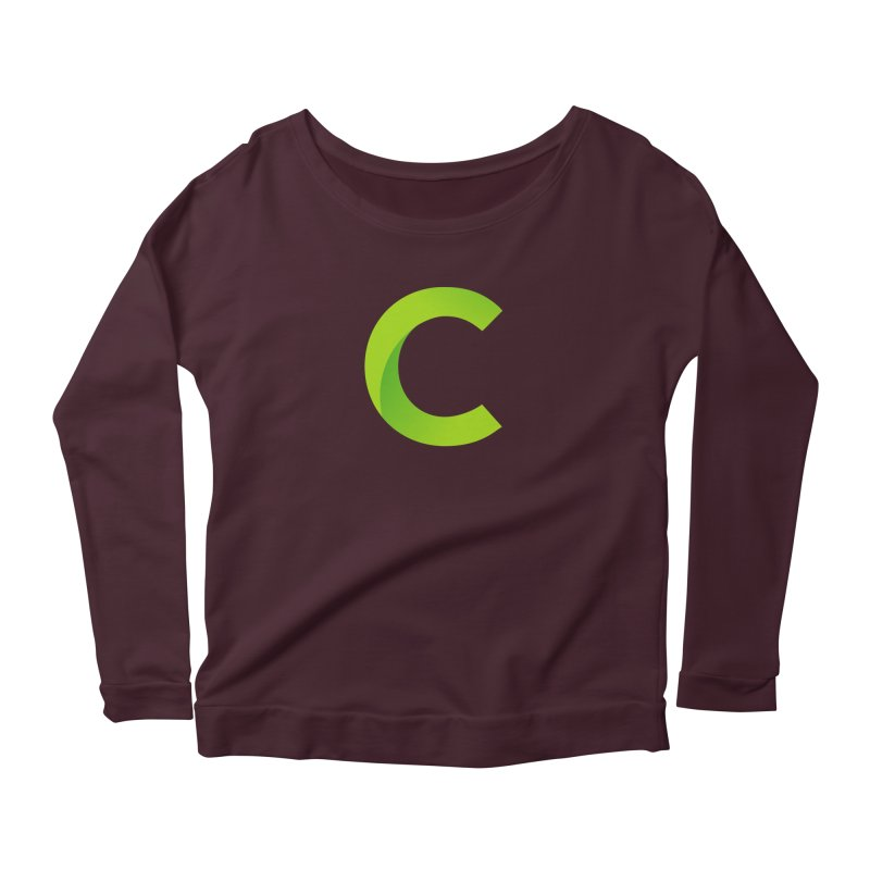 Classkick C Women's Scoop Neck Longsleeve T-Shirt by Classkick's Artist Shop