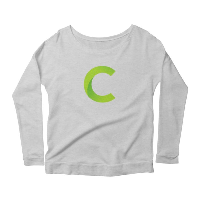 Classkick C Women's Scoop Neck Longsleeve T-Shirt by Classkick's Artist Shop