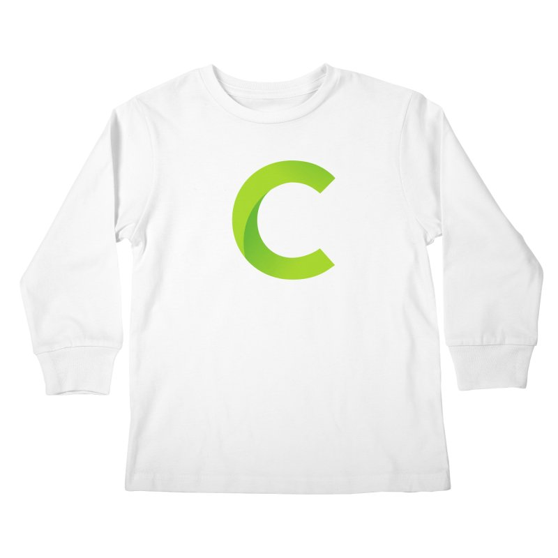 Classkick C Kids Longsleeve T-Shirt by Classkick's Artist Shop