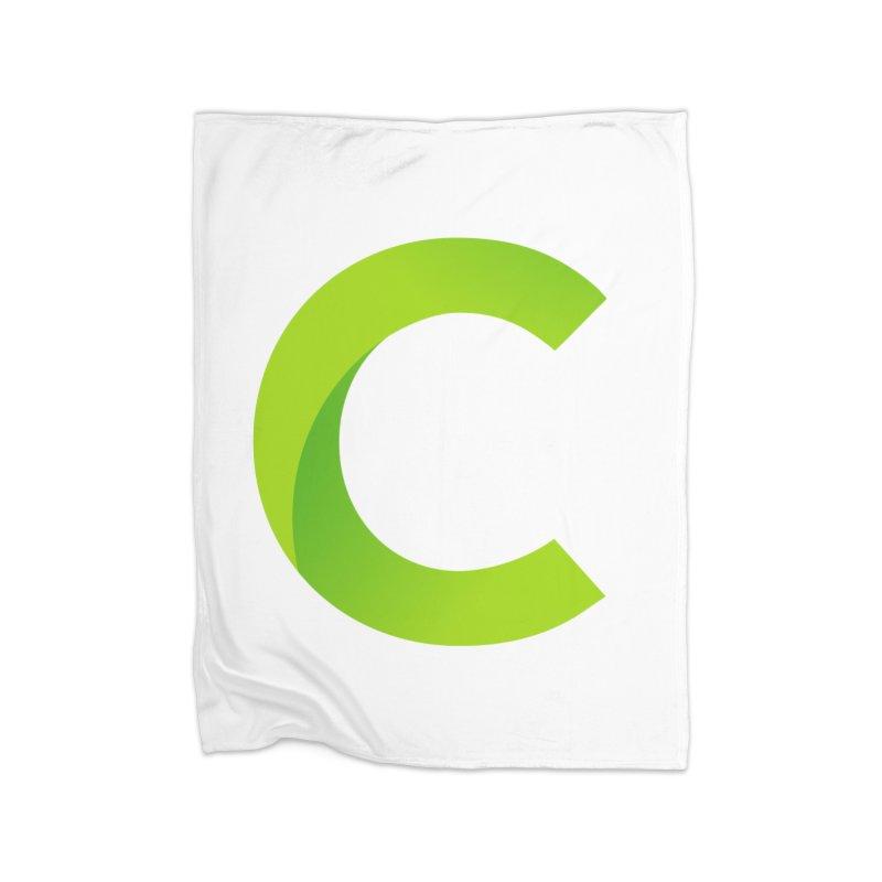 Classkick C Home Blanket by Classkick's Artist Shop