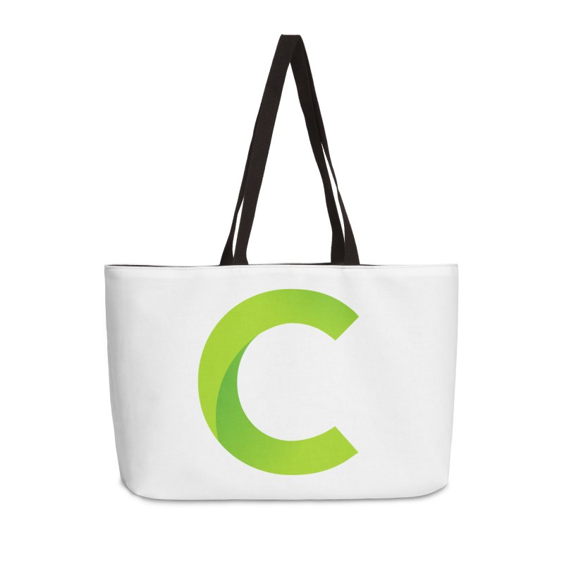 Classkick C Accessories Weekender Bag Bag by Classkick's Artist Shop