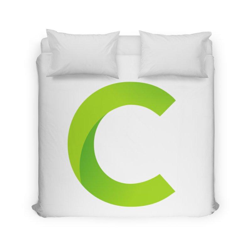 Classkick C Home Duvet by Classkick's Artist Shop