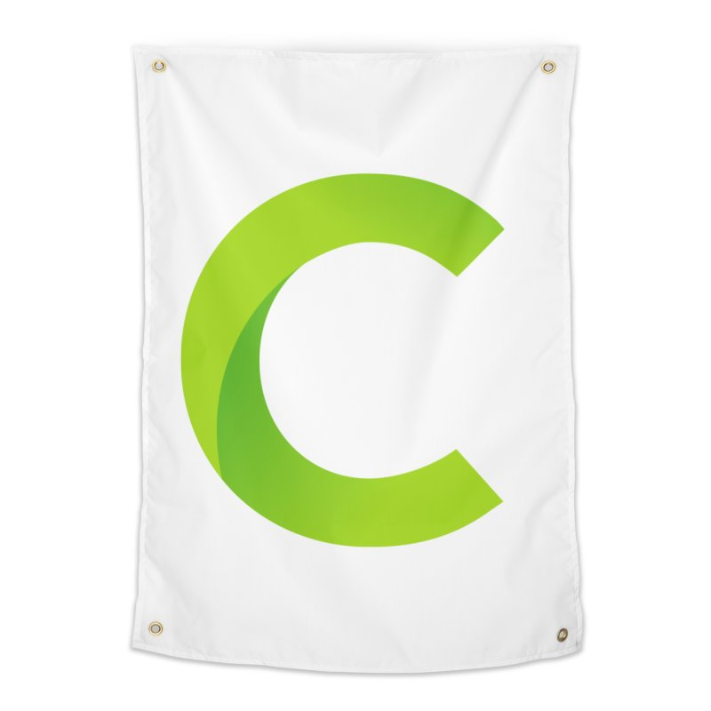 Classkick C Home Tapestry by Classkick's Artist Shop