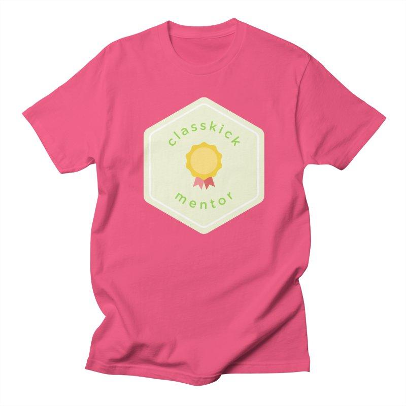 Classkick Mentor Men's Regular T-Shirt by Classkick's Artist Shop