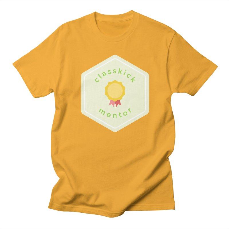 Classkick Mentor Men's T-Shirt by Classkick's Artist Shop