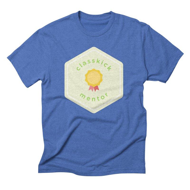 Classkick Mentor Men's Triblend T-Shirt by Classkick's Artist Shop