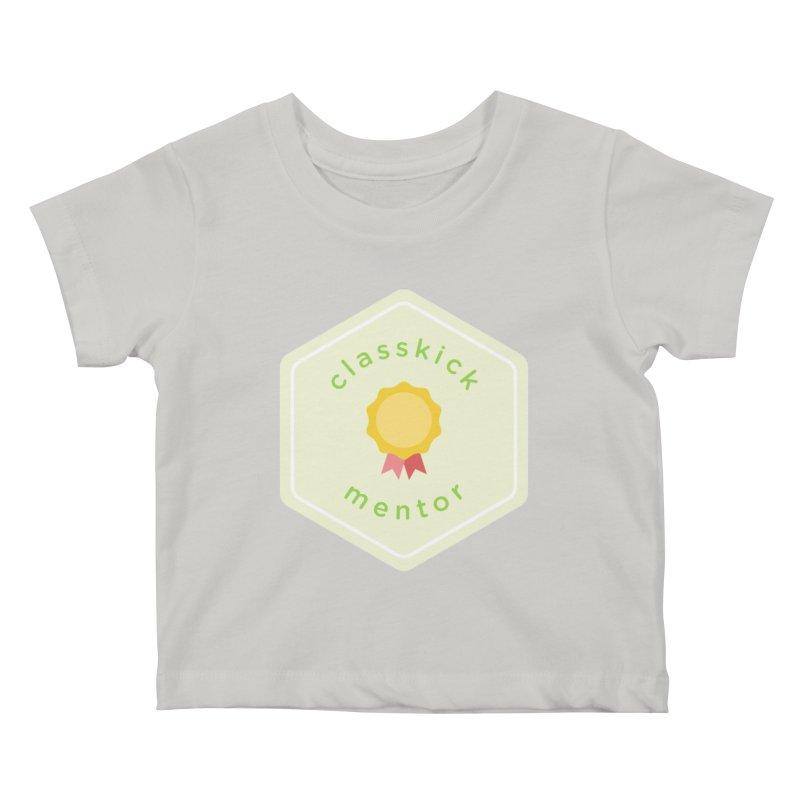Classkick Mentor Kids Baby T-Shirt by Classkick's Artist Shop