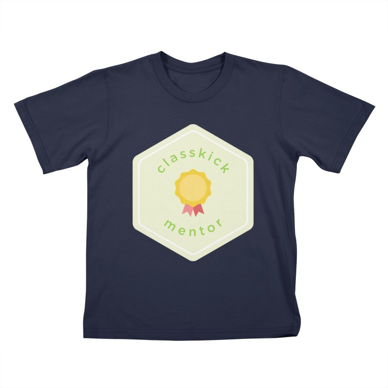 Classkick Mentor Kids T-Shirt by Classkick's Artist Shop