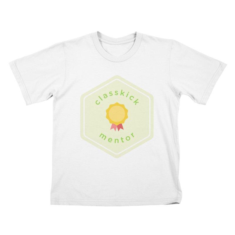 Classkick Mentor Kids T-Shirt by Classkick's Artist Shop