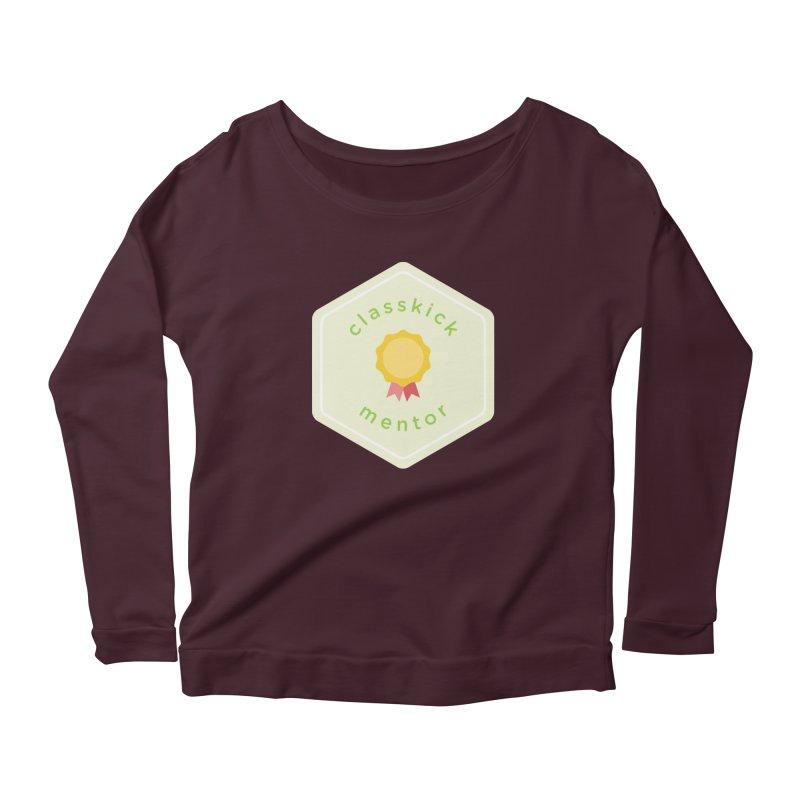 Classkick Mentor Women's Longsleeve T-Shirt by Classkick's Artist Shop
