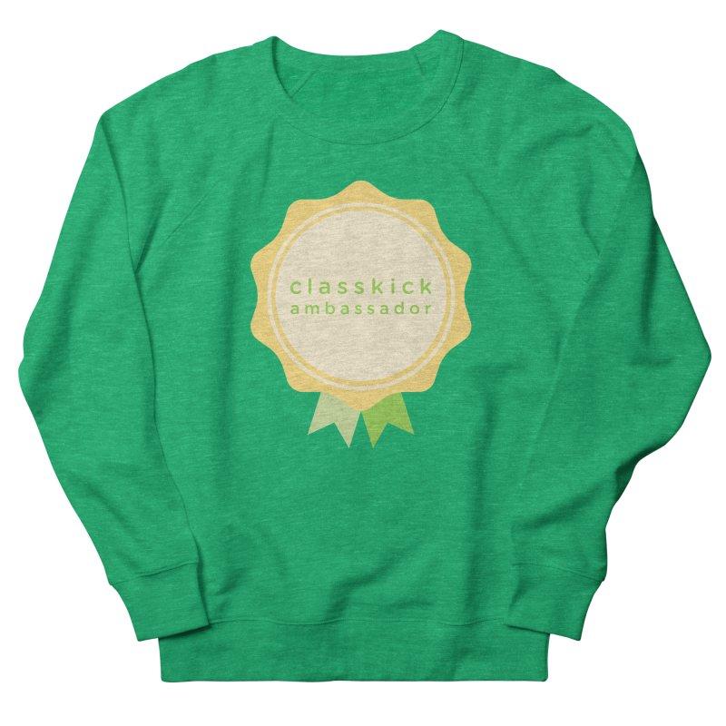 Classkick Ambassador Women's Sweatshirt by Classkick's Artist Shop