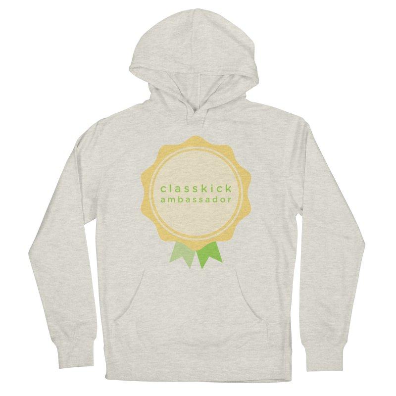 Classkick Ambassador Women's Pullover Hoody by Classkick's Artist Shop