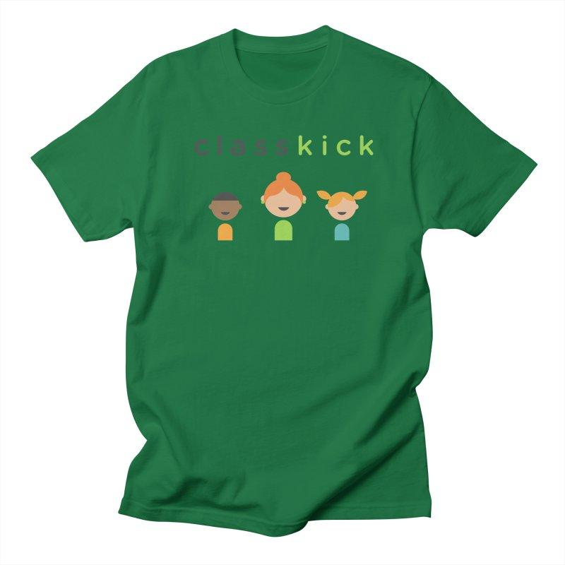 Classkick Classroom Men's T-Shirt by Classkick's Artist Shop