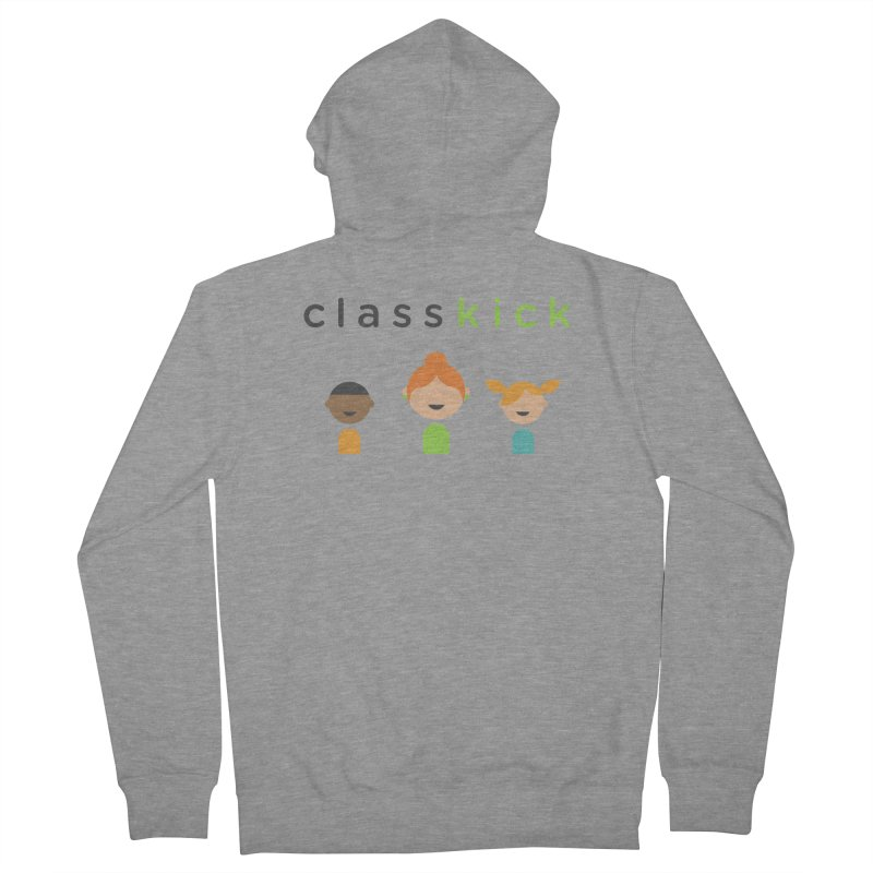 Classkick Classroom Women's French Terry Zip-Up Hoody by Classkick's Artist Shop