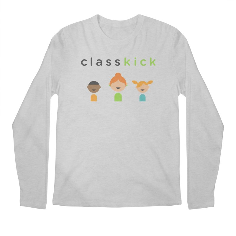 Classkick Classroom Men's Regular Longsleeve T-Shirt by Classkick's Artist Shop