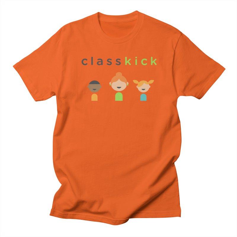 Classkick Classroom Men's Regular T-Shirt by Classkick's Artist Shop