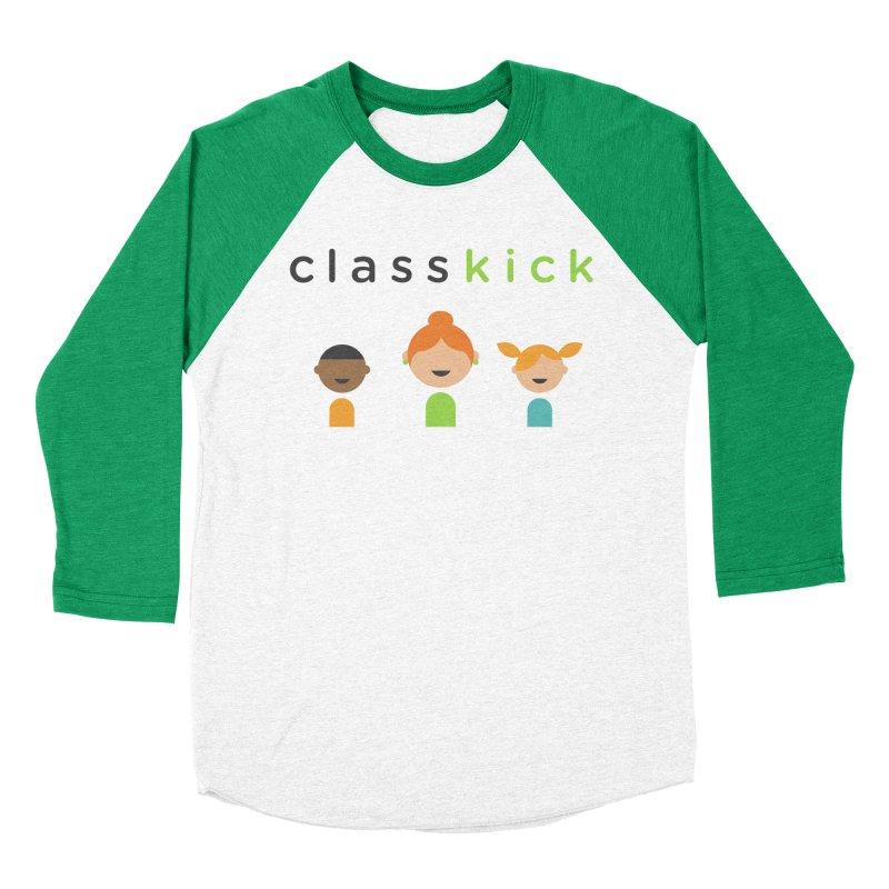 Classkick Classroom Men's Baseball Triblend Longsleeve T-Shirt by Classkick's Artist Shop