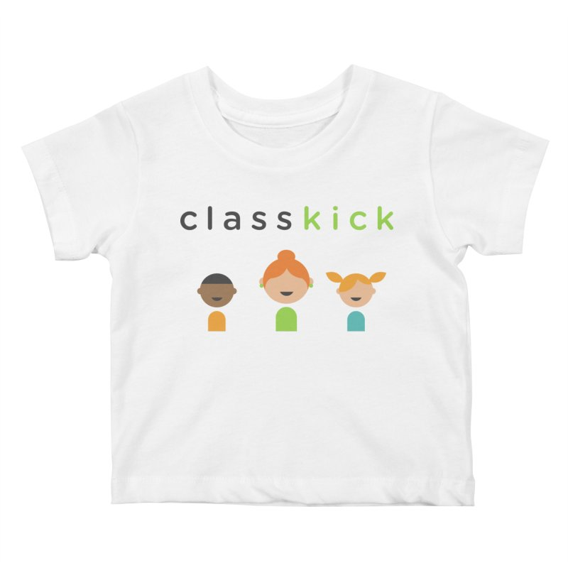 Classkick Classroom Kids Baby T-Shirt by Classkick's Artist Shop