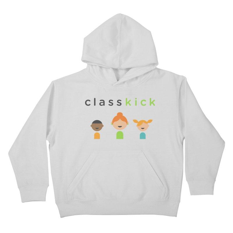 Classkick Classroom Kids Pullover Hoody by Classkick's Artist Shop