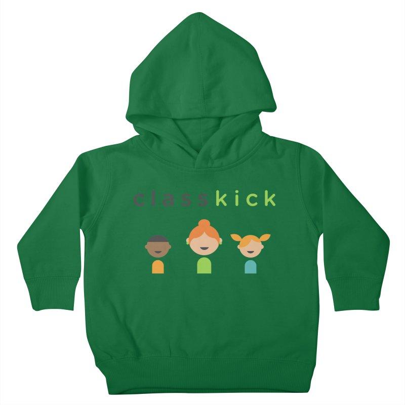 Classkick Classroom Kids Toddler Pullover Hoody by Classkick's Artist Shop