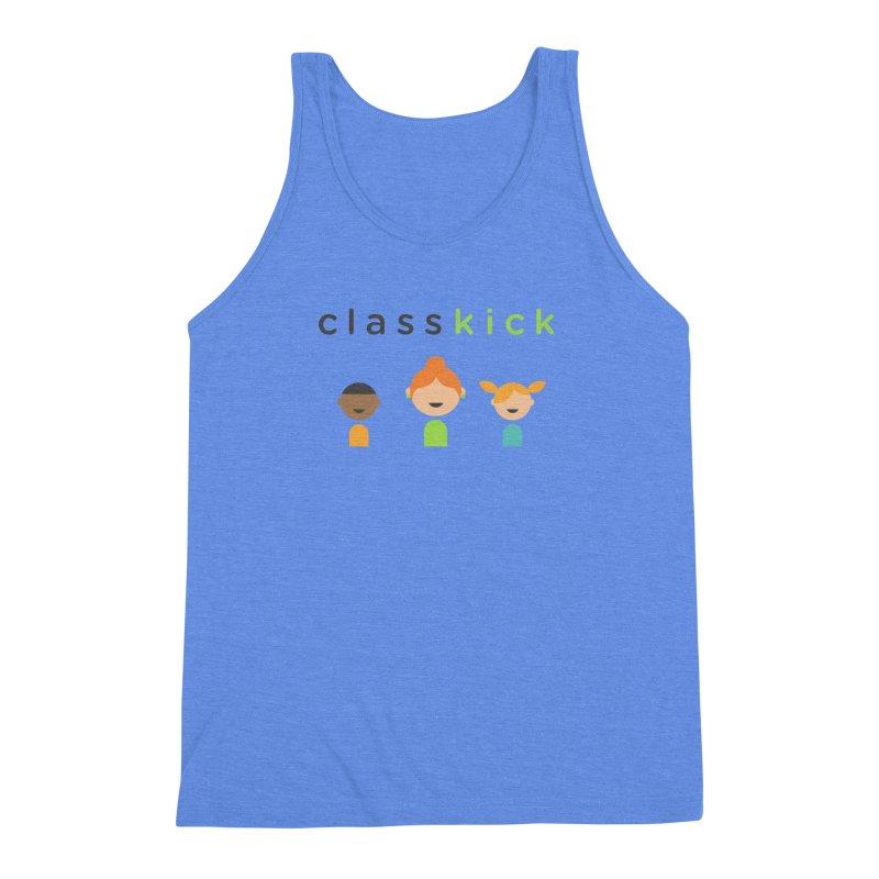 Classkick Classroom Men's Triblend Tank by Classkick's Artist Shop