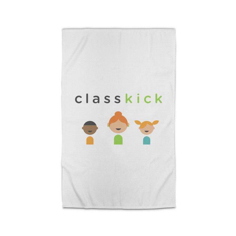 Classkick Classroom Home Rug by Classkick's Artist Shop
