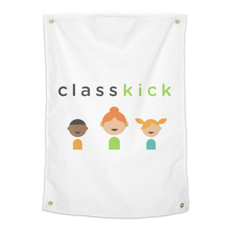Classkick Classroom Home Tapestry by Classkick's Artist Shop