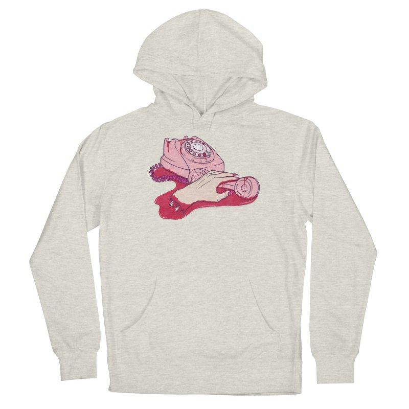 Dial Tone Men's Pullover Hoody by classycreeps's Artist Shop