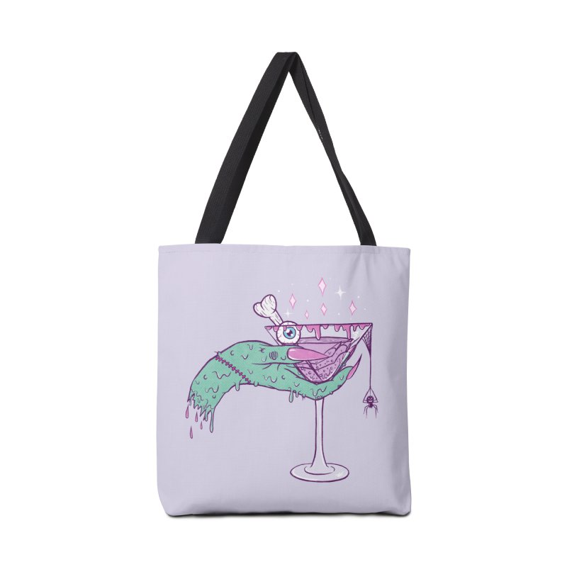 Monster Martini Accessories Bag by classycreeps's Artist Shop