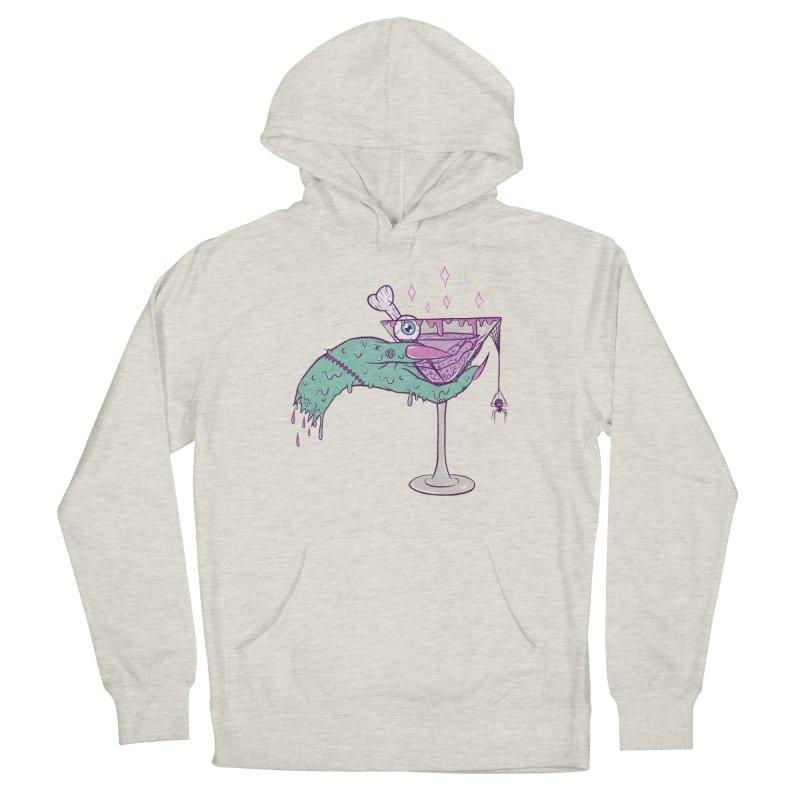 Monster Martini Men's Pullover Hoody by classycreeps's Artist Shop