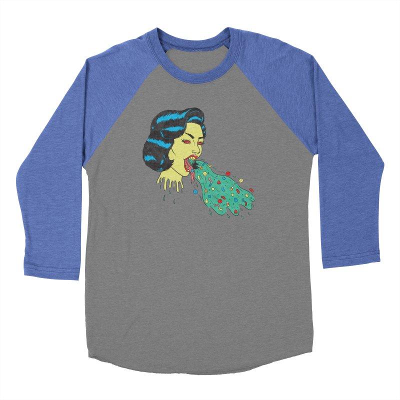 Candy Vomit Women's Longsleeve T-Shirt by classycreeps's Artist Shop