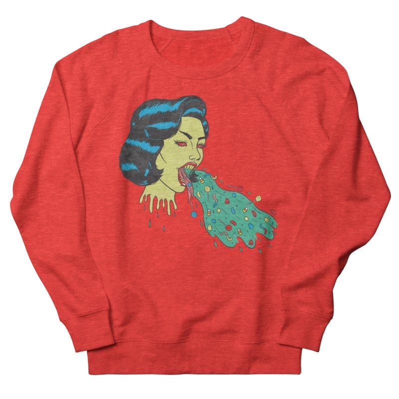 Candy Vomit Women's Sweatshirt by classycreeps's Artist Shop