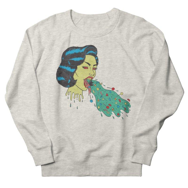 Candy Vomit Men's Sweatshirt by classycreeps's Artist Shop