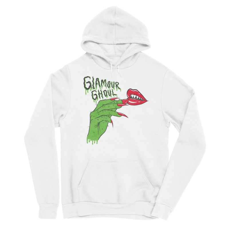 Glamour Ghoul Women's Pullover Hoody by classycreeps's Artist Shop