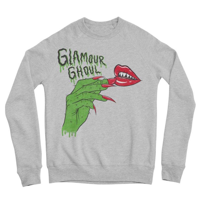 Glamour Ghoul Women's Sweatshirt by classycreeps's Artist Shop