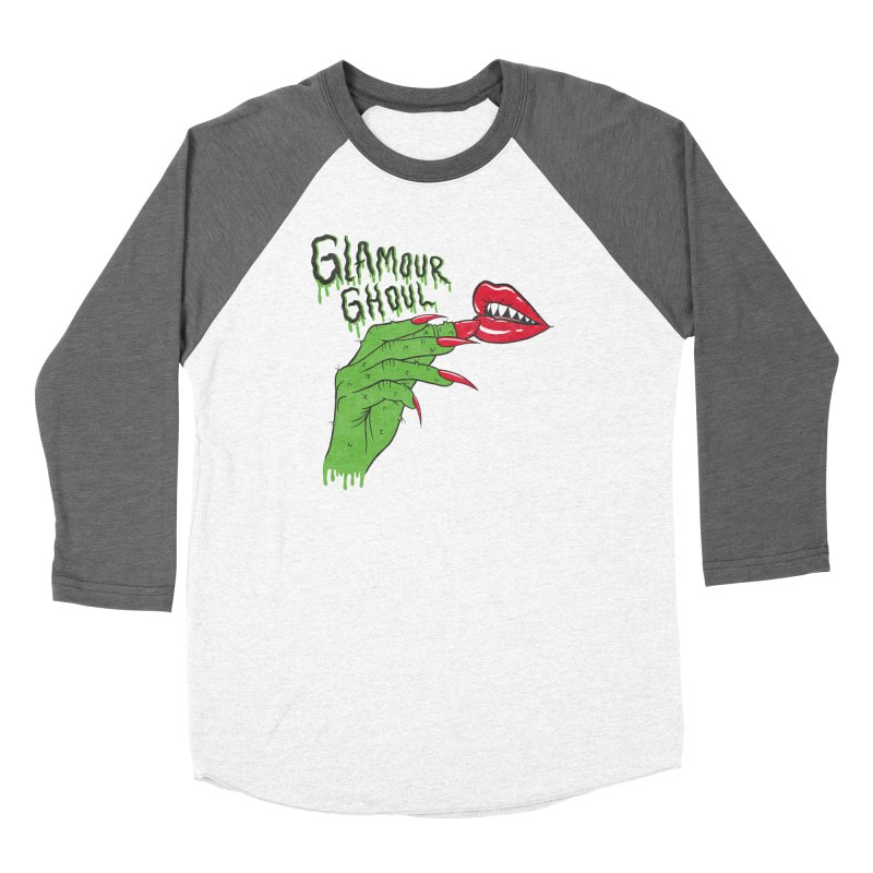 Glamour Ghoul Women's Longsleeve T-Shirt by classycreeps's Artist Shop