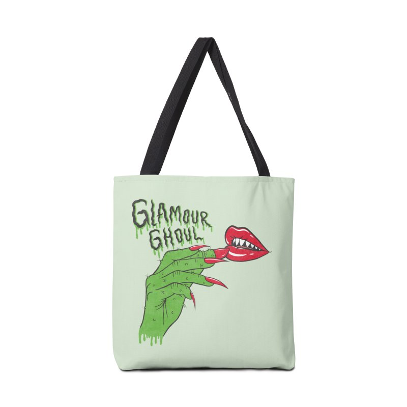 Glamour Ghoul Accessories Bag by classycreeps's Artist Shop